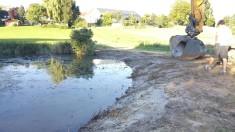 Renovierung Ilmquelle Tandern – Uferbereich Ilmquelle Tandern