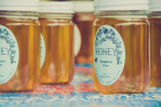Honig für alle Helferinnen und Helfer