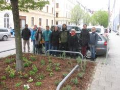 Gruppenbild der aktiven Teilnehmer