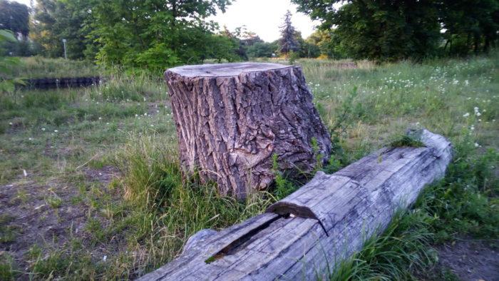 Holzelemente
