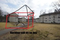 Nachher…